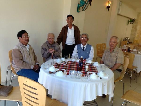 Thầy Lưu Văn Nguyên, Bùi Mạnh Hùng, Thầy Nguyễn Thanh Châu
