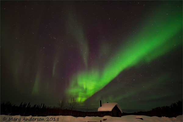 Alaska March 2018