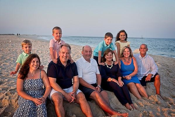 Konzelmann Family Beach Shoot