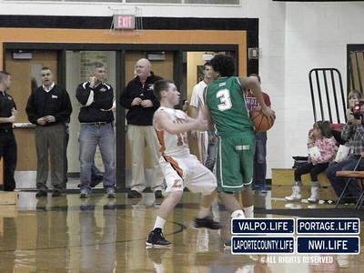 VHS vs. LPHS Boys JV Basketball 1-18-13