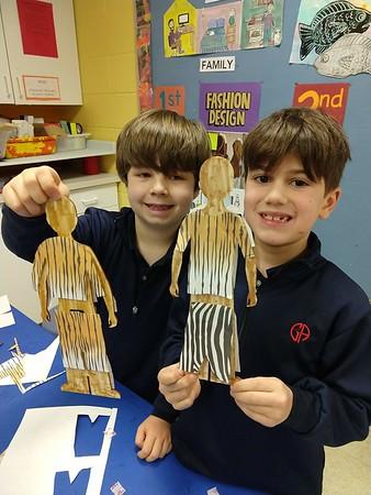 1st Grade and 1-2N - Fashion Design