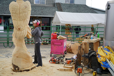 KCM Chainsaw Carving Championship