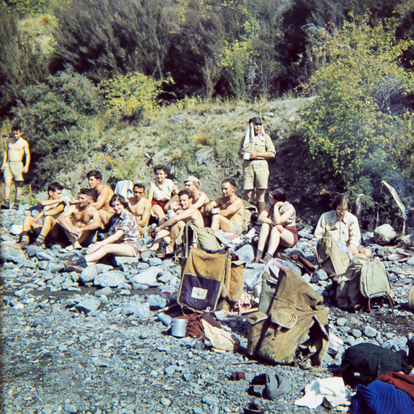 1955 Easter trip up the Awatere Valeey on the way to Mt Tapendenuku.jpg