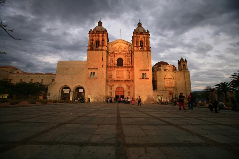 Santo Domingo, Oaxaca, Dave Millers Mexico