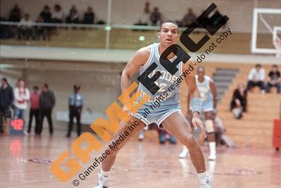 1986-1987 Men's Basketball