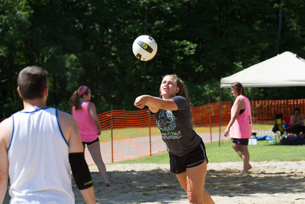 2015 Co Ed 4's Sand Volleyball Tournament