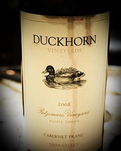 Duckhorn drips