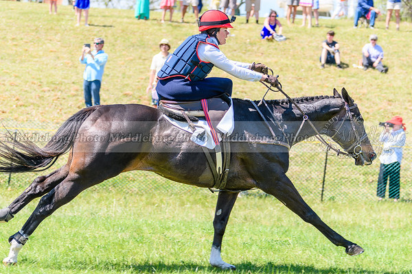 Loudoun Hunt Point-To-Point Side Saddle Jumping