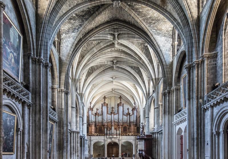 Cathedrale Saint-Andre , Bordeaux