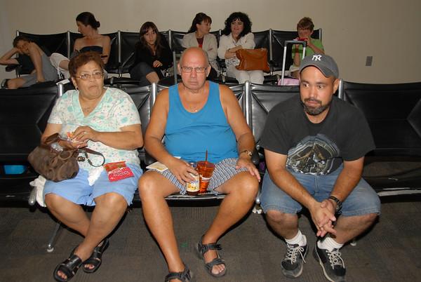 2012 07 15 - Leaving Texas