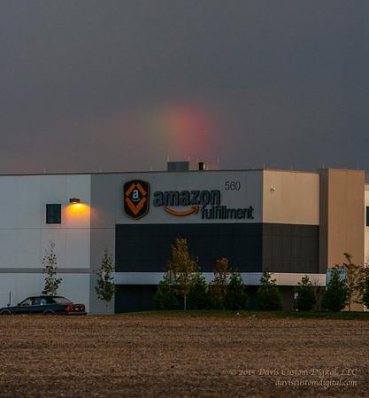 Amazon Fullment Center, Middletown, DE
