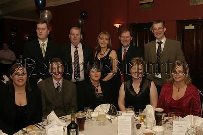 Gerard & Sandra Barry, Brendan & Marie Mc Crink, Jerome & Rose Burns, Oliver & Mairead Short and John & Joan Doherty. 06W08N55