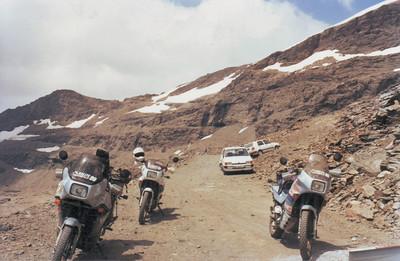 Rallye Transalp 1989