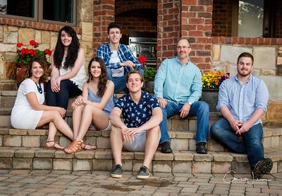 Wright Family Portraits 2016