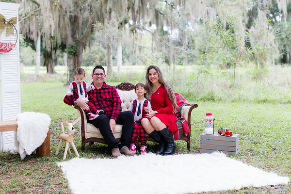 Borges Family- Holiday 2019