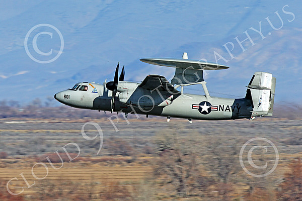 US Navy TOP GUN Grumman E-2 Hawkeye Military Airplane Pictures [Pictures of Airplanes Assigned to the U.S. Navy's Fighter Weapons School--A Vital Part of U.S. Naval Aviation]