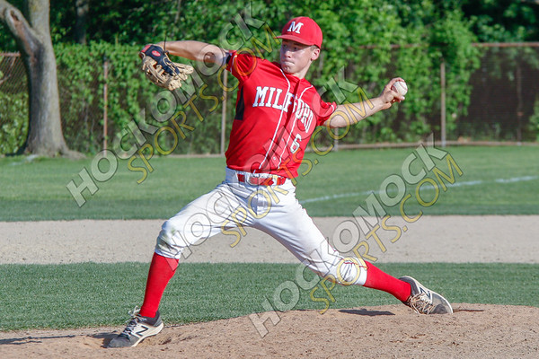 Sharon-Milford Baseball - 05-23-18