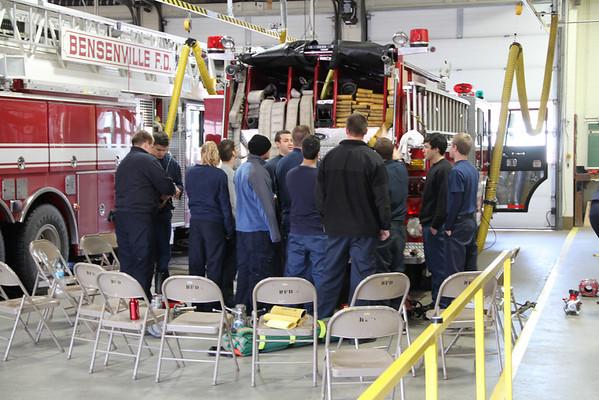 BFPD Fire Academy Class