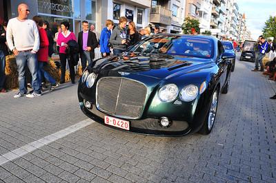Zoute Grand Prix,Zoute GT Tour,Zoute Top Marques 2012
