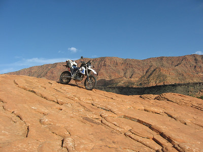 Nov. 2011 St. George ride