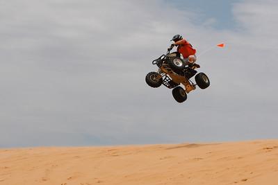 Little Sahara, August 2008