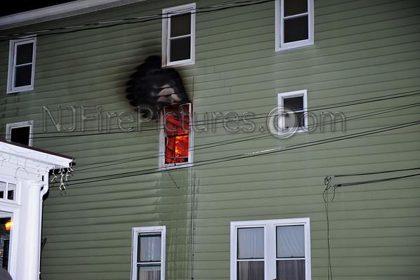 NETCONG, NJ FATAL 3RD ALARM 10 MAIN ST. 4/6/12