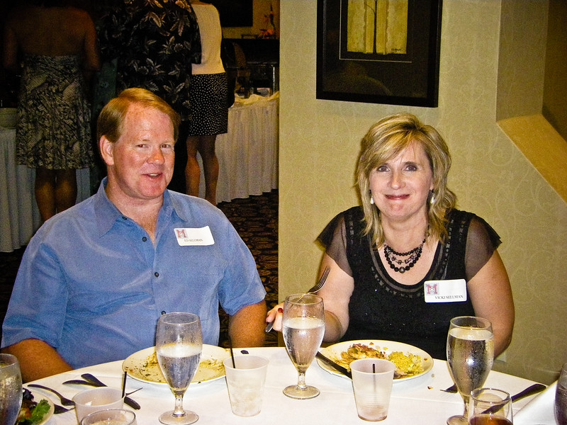 Ed Sellman, Vickie Sellman