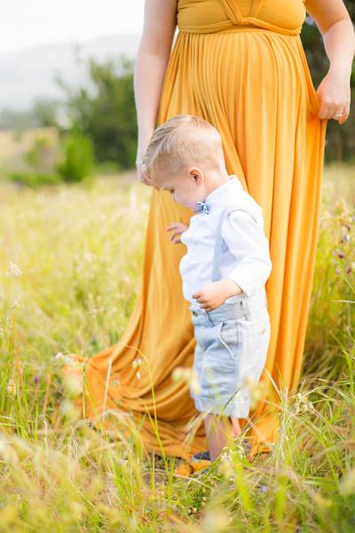 Christen's Maternity Session