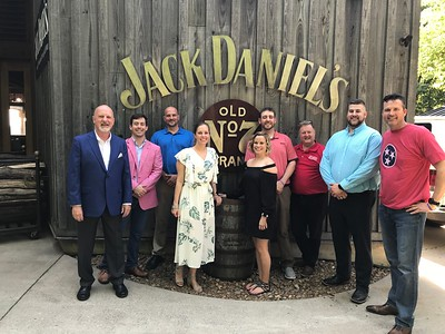 Athletics S.O.A.R. Fundraiser Jack Daniels BBQ on the Hill 2018