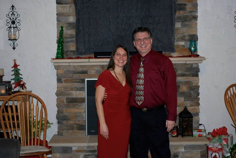 Diane and Mike