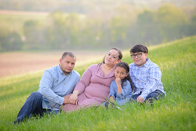 Recinos Family 2018