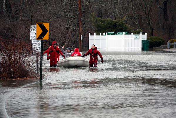 Cranston Flooding-3/15/10