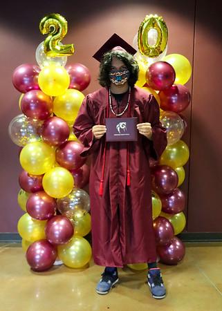 Cherokee High School Graduation, May 28