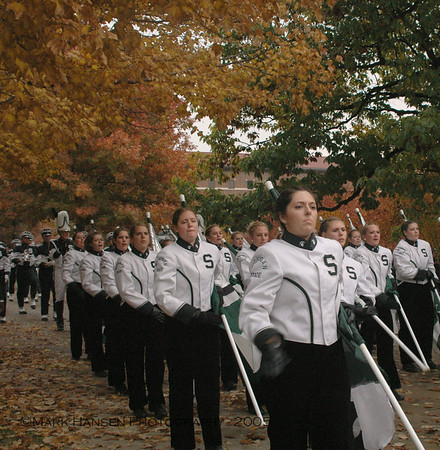 Spartan Marching Band 2005