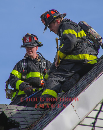 Cambridge, MA - Working Fire, 82 Dana Street, 4-11-17