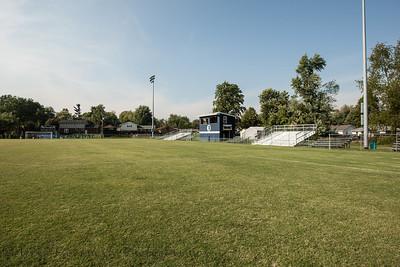 2012 PHS Girls Soccer vs New Albany