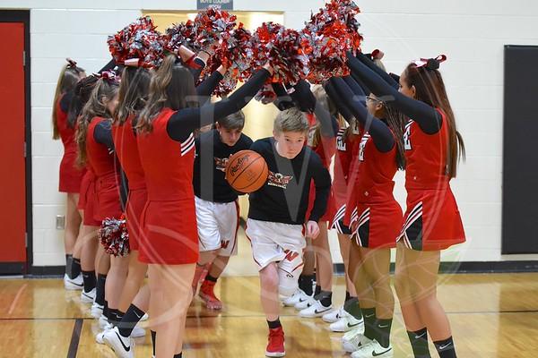 Ridge Boys Basketball & Girls Cheer (7th & 8th)