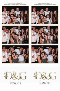 9/26/20 - D&G Wedding