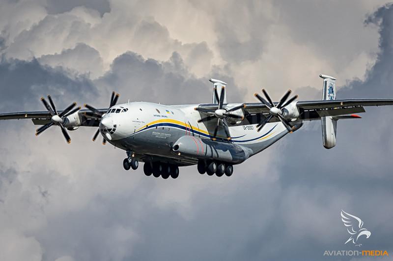 Antonov Airlines / Antonov An-22 / UR-09307