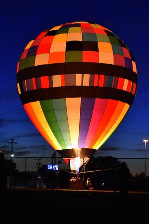 Tampa Balloon Glow 2018
