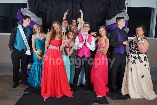 BHS Prom 2014-2015