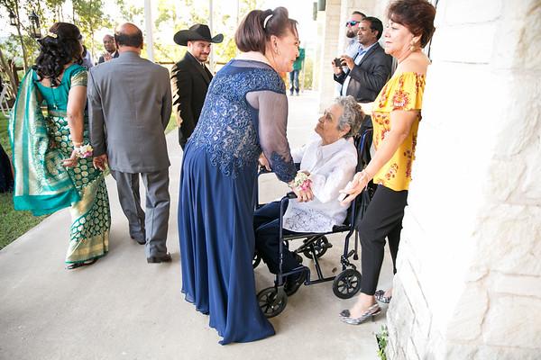 Prashant Ruth After Ceremony