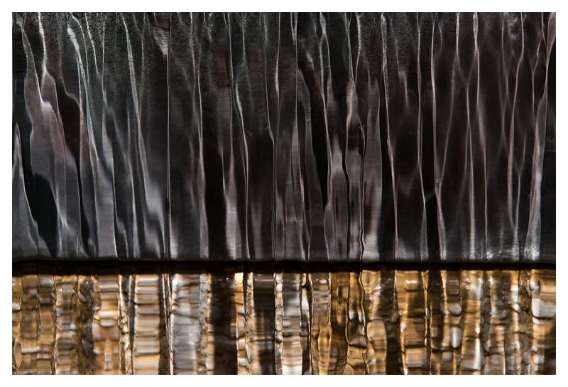 Waterfall near Alamo
