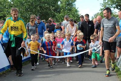 Sterke Peer triatlon 2017 - Wardjes kids run