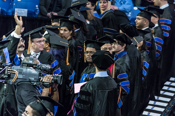 Fall Commencement 2014 Farzad