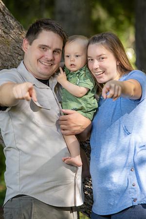 Erica Family Summer 2020