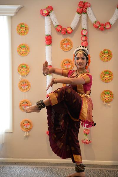Kuchipudi Dance Recital -  Ms. G