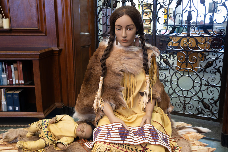 A Tribute to the Wampanoag Nation