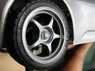 Sold: Tamiya RC Car