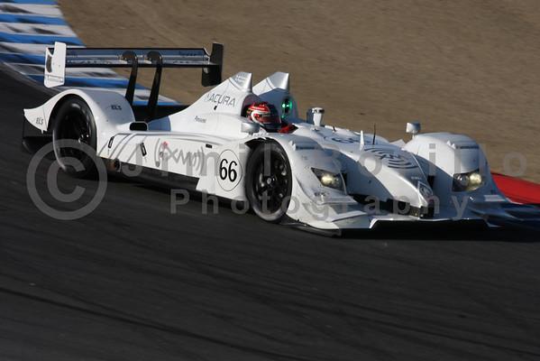 2009 American Le Mans Laguna Seca Oct 10